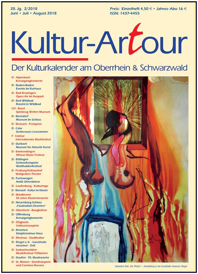 Kultur-Artour Ausgabe 1/2018